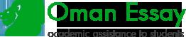 Oman Essay Logo