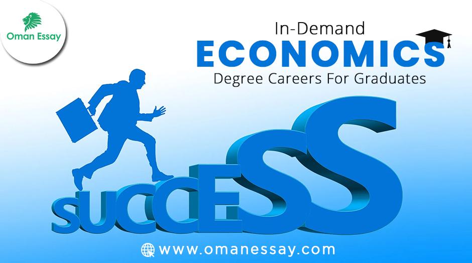 Economics Degree Careers For Graduates