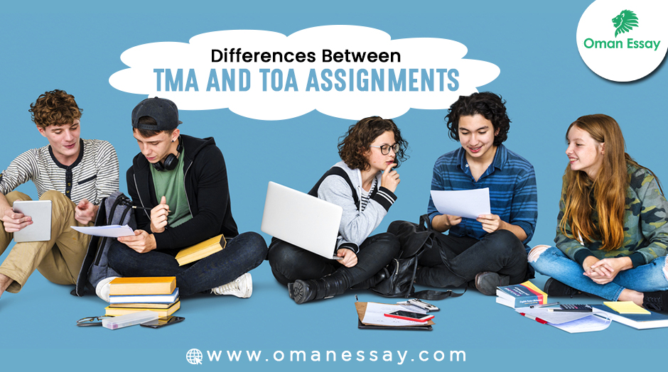 TMA And TOA Assignments