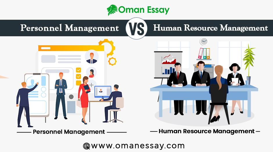 Personnel Management v/s Human Resource Management