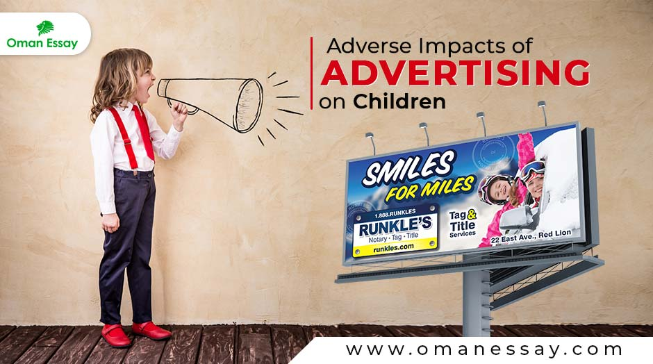Impacts Of Advertising