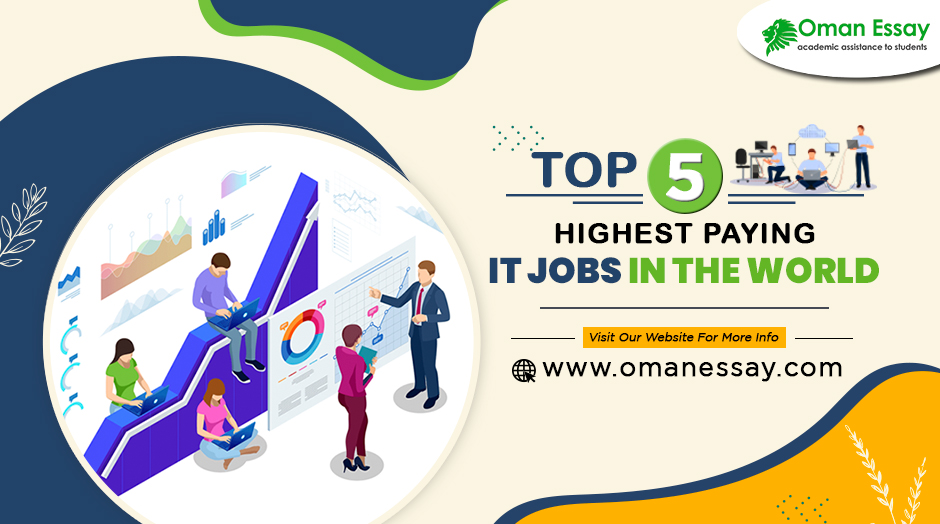 Top 5 Highest Paying It Jobs In The World | Assignment Help